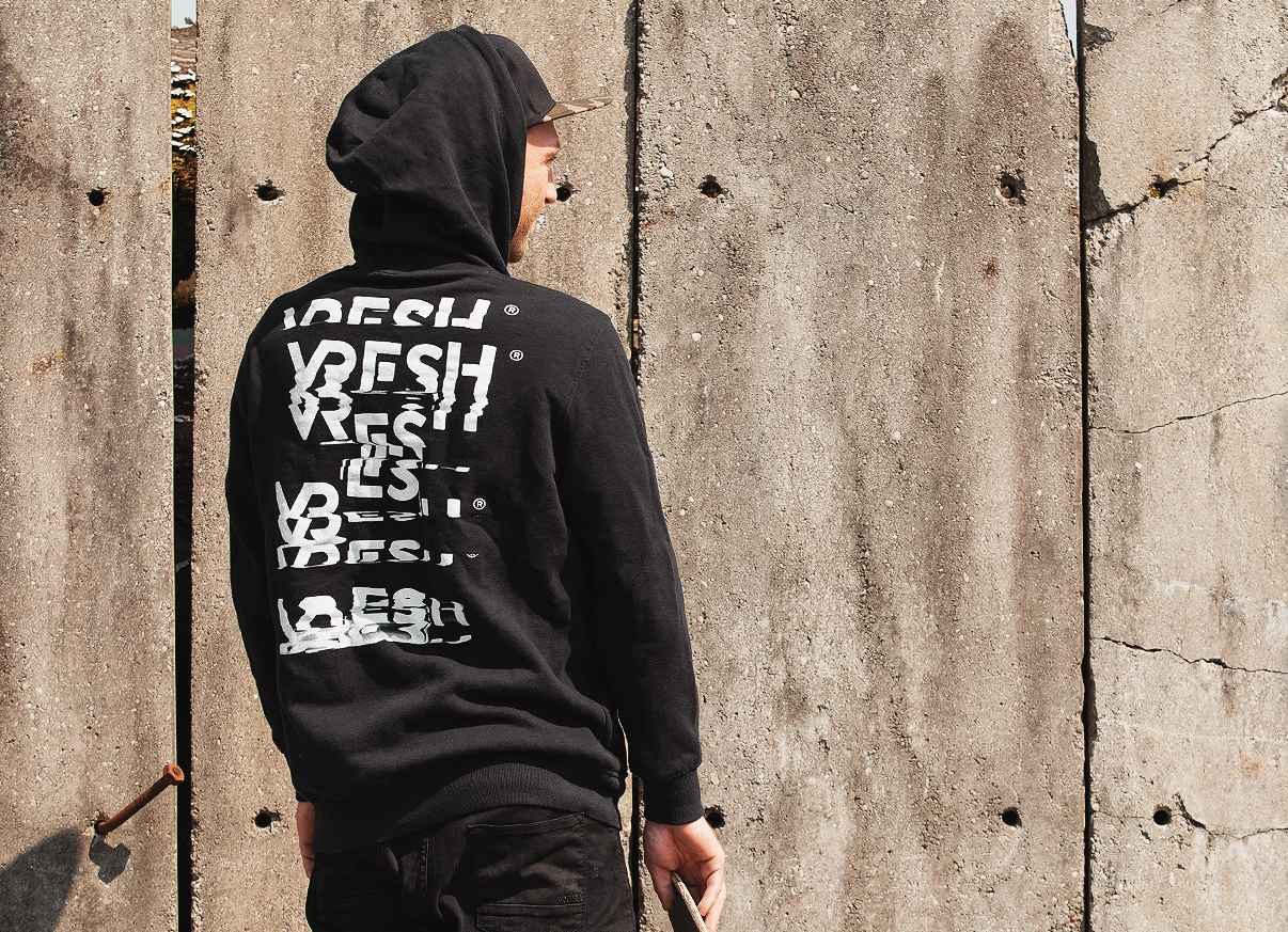 Hoodie from Vresh