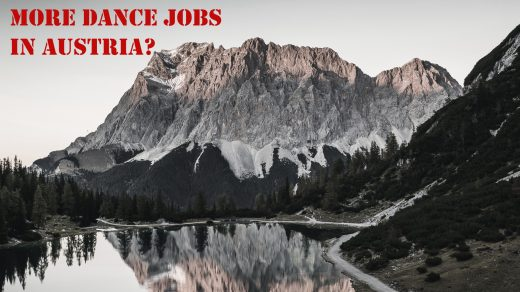 how to get more dance jobs in asutria title graphic