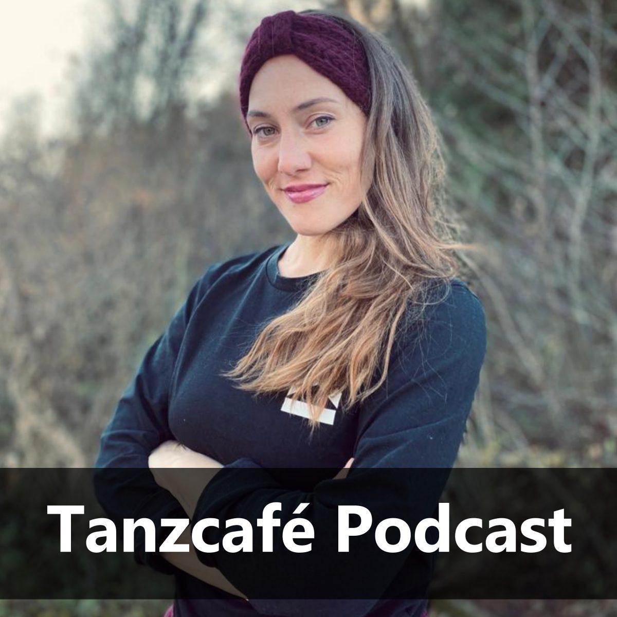 Tanzcafè Podcast Artwork with Joana aka Joflow